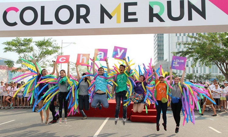 ao thun su kien color me run